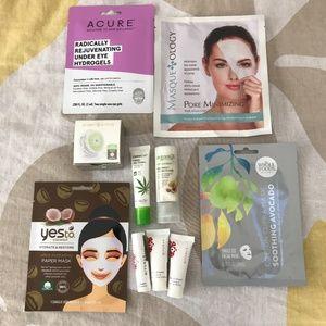 BOGO Skincare bundle: product samples clarisonic